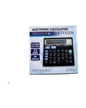 Citizen Calculator _ CT512, 12 Digit