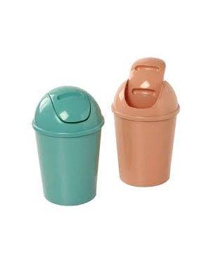 Workspace Plastic Dustbin